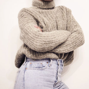 ZARA - Knit Wool Turtleneck